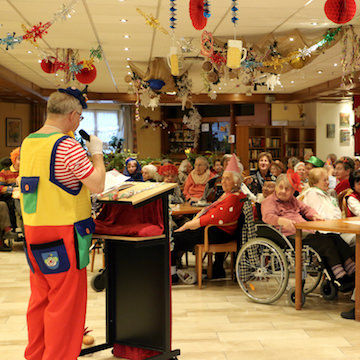 Senioren-und Therapiezentrum Haus Havelblick Fasching